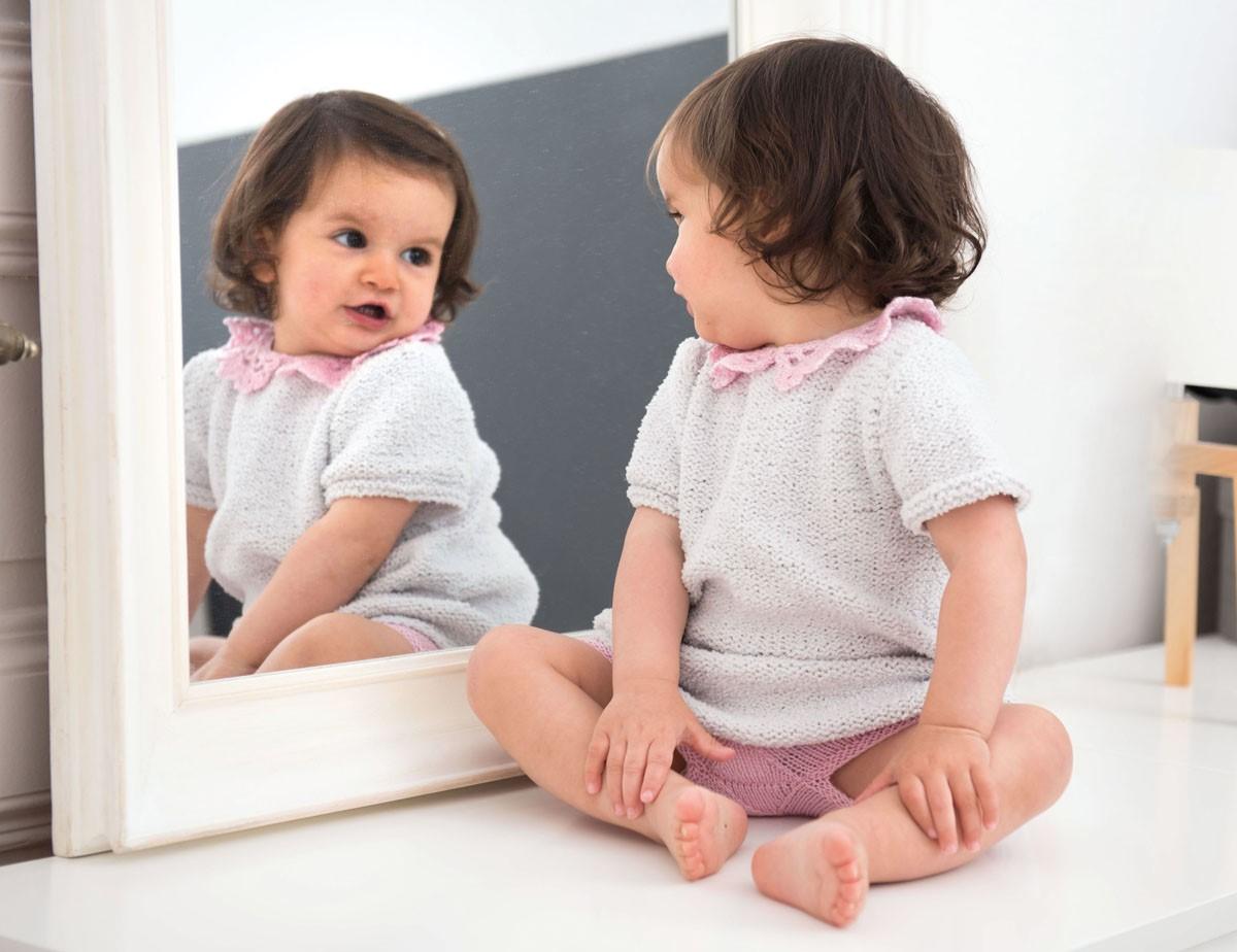 Lana Grossa JURKJE Baby Soft/Cool Wool Baby