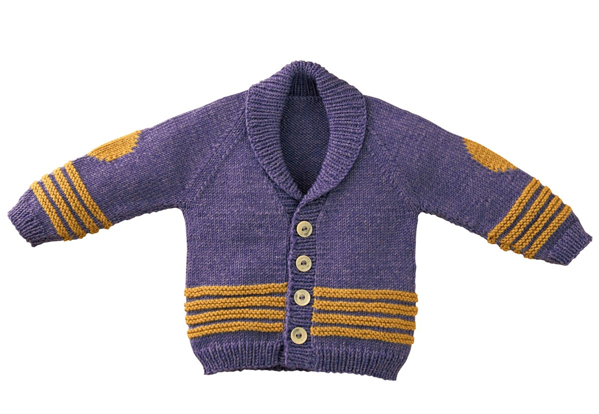Lana Grossa VESTJE Cool Wool Big Melange