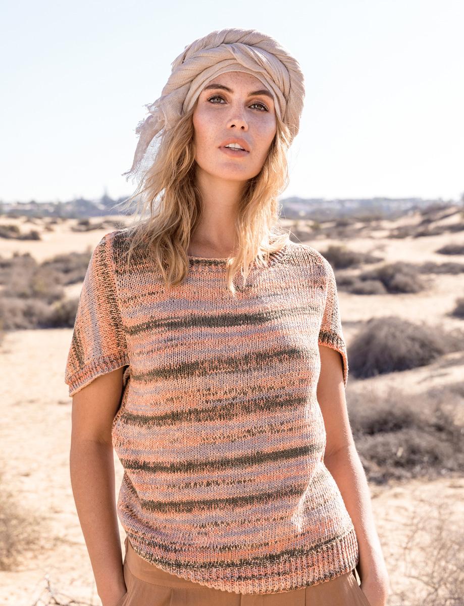 Lana Grossa TRUI A Mano | LINEA PURA Uitgave 13 (NL) - Model 11 | FILATI  Breimodellen - Model pakketten