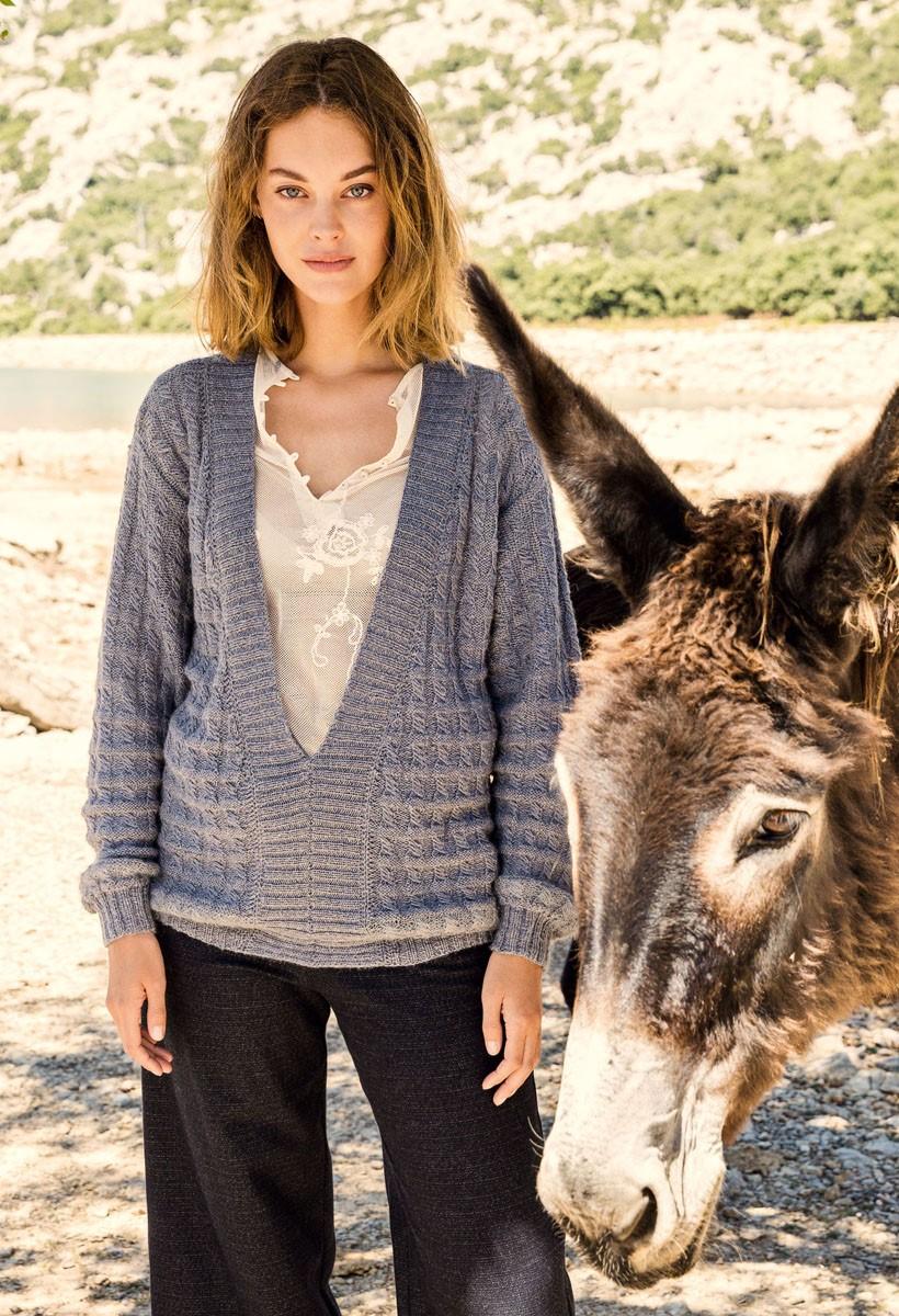 Lana Grossa TRUI Alpaca Peru 200/Silkhair