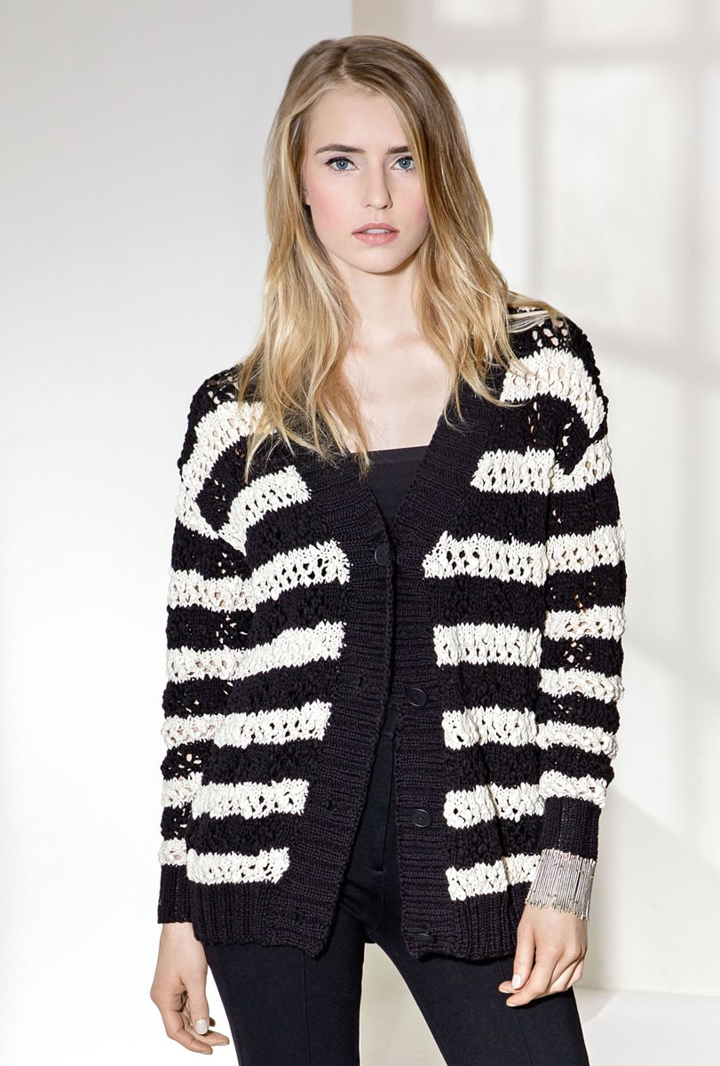 Lana Grossa VEST Cotton Style/Only Cotton