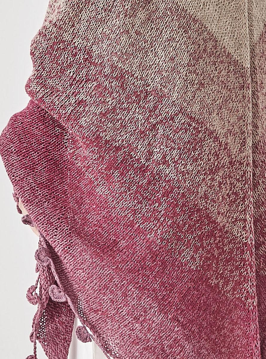 Lana Grossa ZOMERS LICHTE GROTE DOEK Shades of Cotton