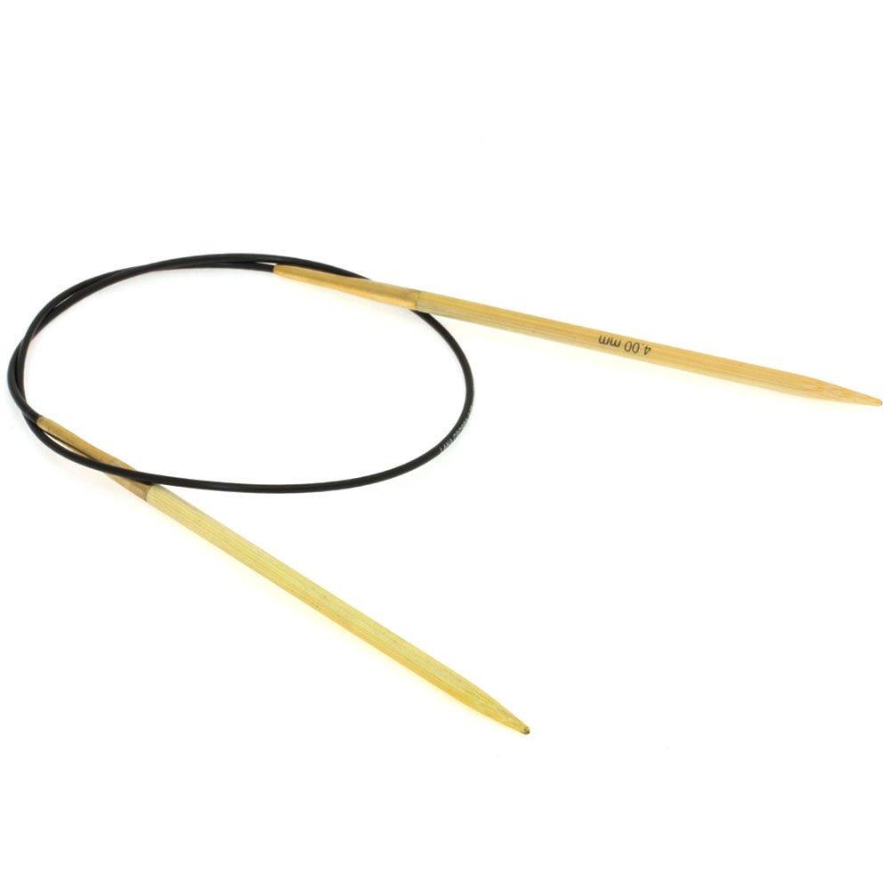 Lana Grossa Rondbreinaalden Bamboe dikte 4,0/60cm