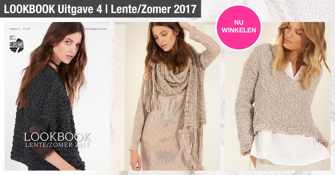 LOOKBOOK No. 4 - Lente/Zomer 2017